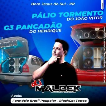 G3 PANCADÃO E PALIO TORMENTO