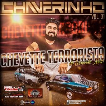 Chevette Terrorista Do Leonardo Melo Vol.1