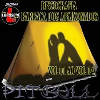 Discografia Barraca Dos Apaixonados 14 CDS