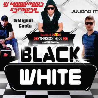 Cd Black And White