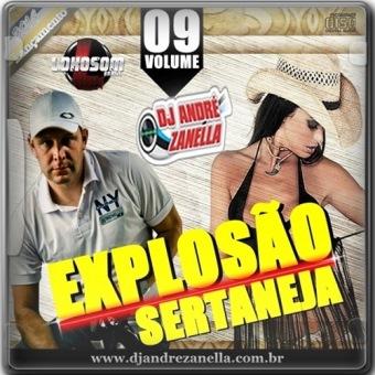 Explosão Sertaneja Vol.9