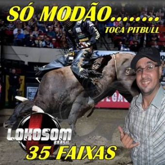 TOCA MODÃO 35 FAIXAS