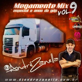 Megamente Mix Volume 9 ((Ao vivo))