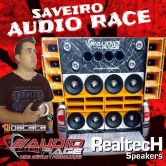 Saveiro Audio Race & RealTech Speakers