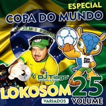 Lokosom Vol. 25 Especial Copa Do Mundo